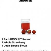Drinkspiration: Rezept anzeigen