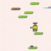 Doodle Jump - mit Propeller!