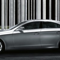 Mercedes CLS: Silhouette