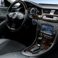 Mercedes CLS: Interieur