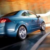 Ford Focus Coupé-Cabriolet: Silhouette von hinten