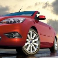 Ford Focus Coupé-Cabriolet: Ein unaufgeregter Focus von vorne