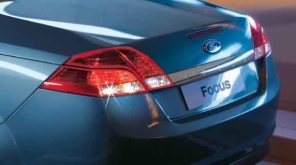 """Ford Focus Coupé-Cabriolet: Die ganze """"Schönheit"""" des Hecks"""