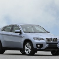 BMW X6: Front