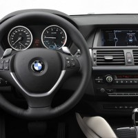 BMW X6: Interieur