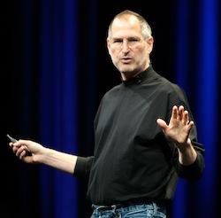 Steve Jobs auf der WWDC 07