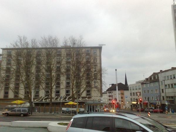 Hotel Sprungbrett - Totale