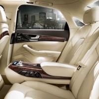 Audi A8 - Fond