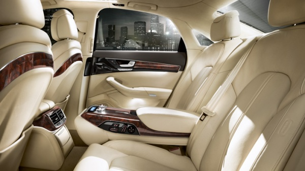 Der Neue A8 Evolution Audi A8 Fond Life Is A Highway