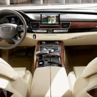 Audi A8 - Cockpit