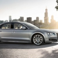 Audi A8 - schräg vorn