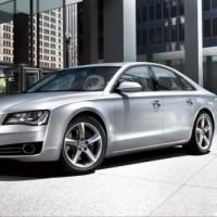 Audi A8 - schräg vorne